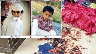 جريمة مروعة تهز المجتمع السعودي:مقيم عربي ينحر زوجته وأبناءه الأربعة