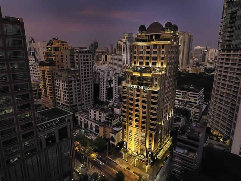 أفضل الفنادق الرائعة في تايلاند