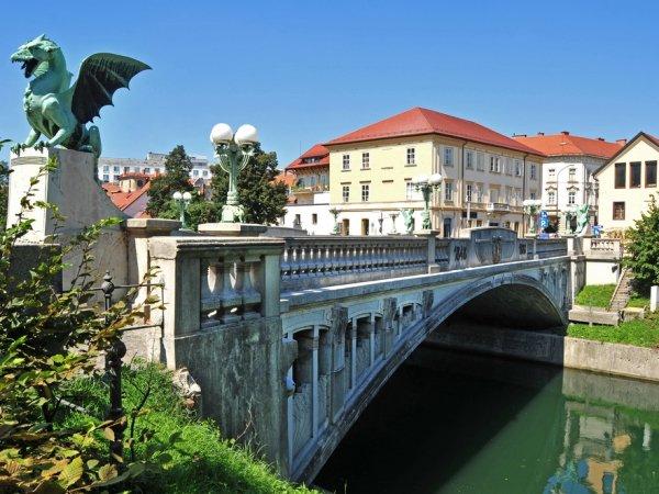 بالصور  ..  أرخص وجهة سياحية أوروربية في ليوبليانا