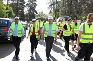 عمان : مسيرة للوقاية من مرض ارتفاع ضغط الدم