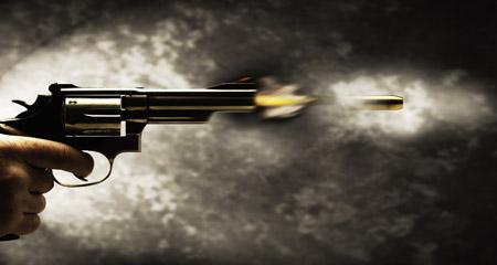 إطلاق نار على مركزي أمن