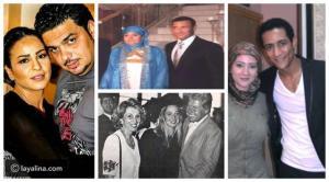 الزوجة الأولى في حياة أشهر النجوم العرب ..  رقم 19 مفاجأة لن تتوقعها