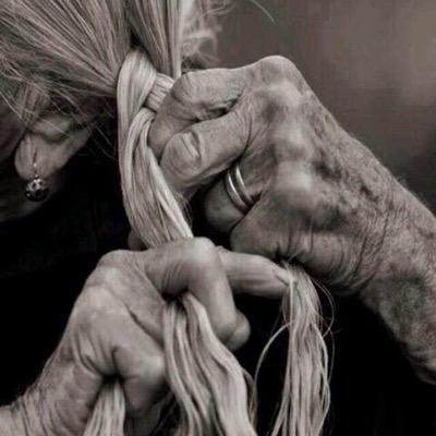 معاناة جدتي