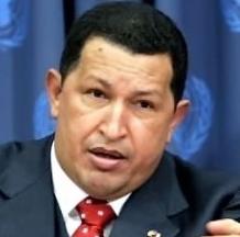 فشل تام بالجهاز التنفسي لهوجو شافيز