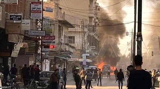 قتلى بتفجيرات في القامشلي السورية