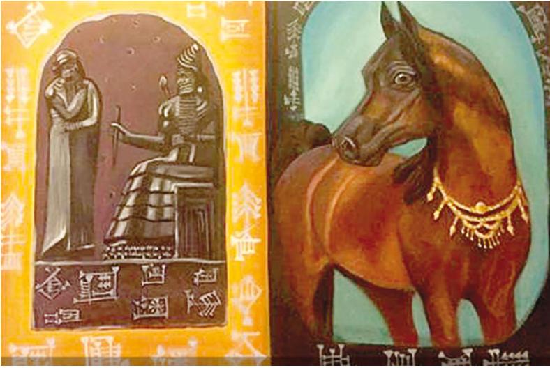 """""""الرواد"""" تنظم معرضاً للتشكيلية زيدان في «الثقافي الملكي»"""