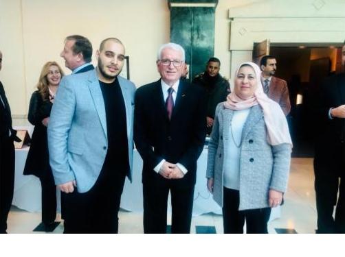 الزيتونة الأردنية تشارك في معرض الابتكارات والاختراعات والأعمال الريادية