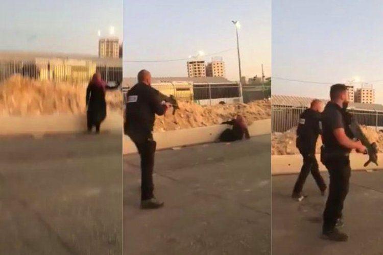 استشهاد فلسطينية برصاص الاحتلال شمال القدس