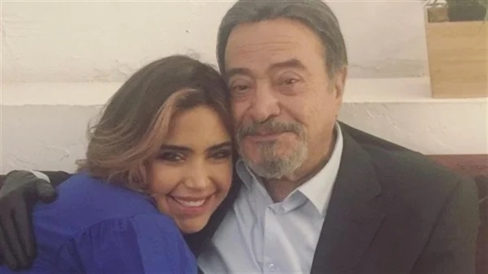 إبنة يوسف شعبان تفجّر مفاجأة عن طريقة إصابة والدها بفيروس كورونا