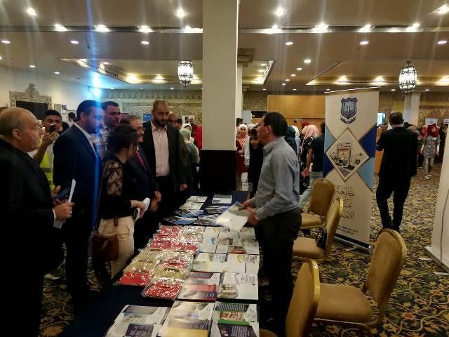 """مشاركة متميزة لجامعة عمان الأهلية في كرنفال """"تخصصي مستقبلي2"""""""