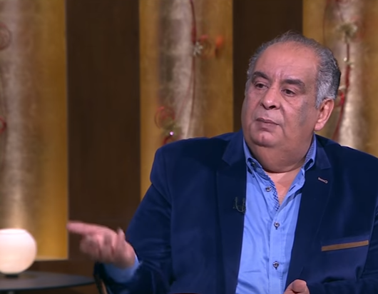 """بالفيديو .. يوسف زيدان: """"الإلحاد"""" سر بين العبد وربه"""