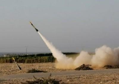 المقاومة الفلسطينية تطلق 3 صواريخ على مستوطنات إسرائيلية