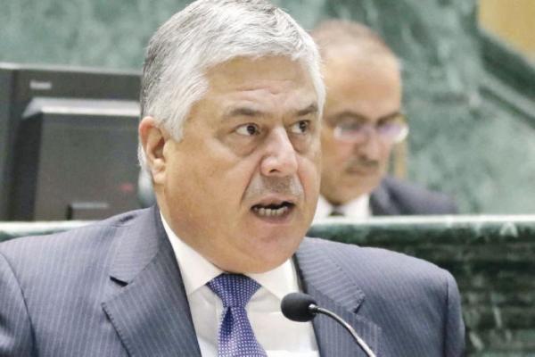 ملحس : لم اكن اكثر من مجرد حارس مرمى للحكومة و  جعفر حسان تولى تمرير قانون الضريبة