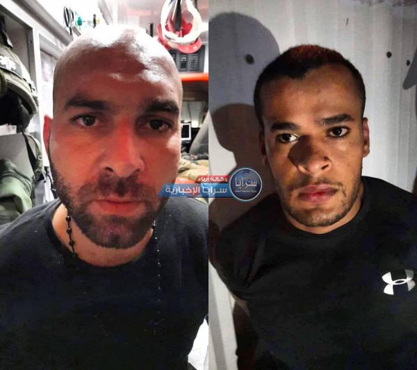 الاحتلال: اعتقال اثنين من مساعدي الأسيرين والذين أخفيا الأسيرين في منزلهما