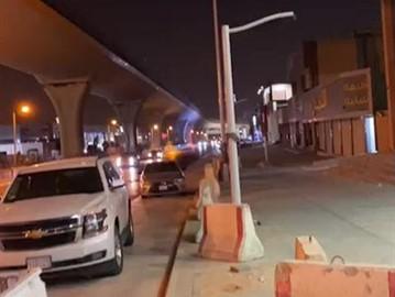 مطعم يتعرض لخسائر في الرياض ..  ومشاهير السوشيال ميديا تتفاعل بدعمه مجاناً