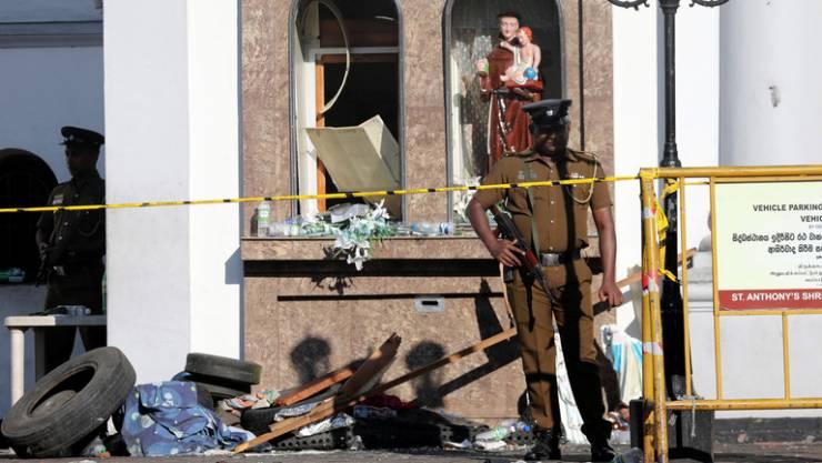 ما هي الجماعة المشتبه بمسؤوليتها عن تفجيرات سريلانكا؟