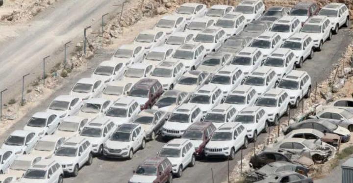 حرة الزرقاء: تصدير المركبات الأعلى منذ 5 أعوام