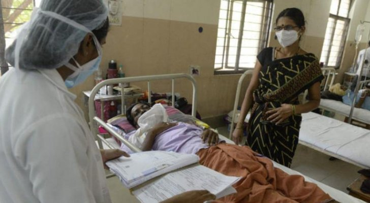 الهند ..  عدد المصابين بالفطر الأسود يتجاوز 31 ألف شخص