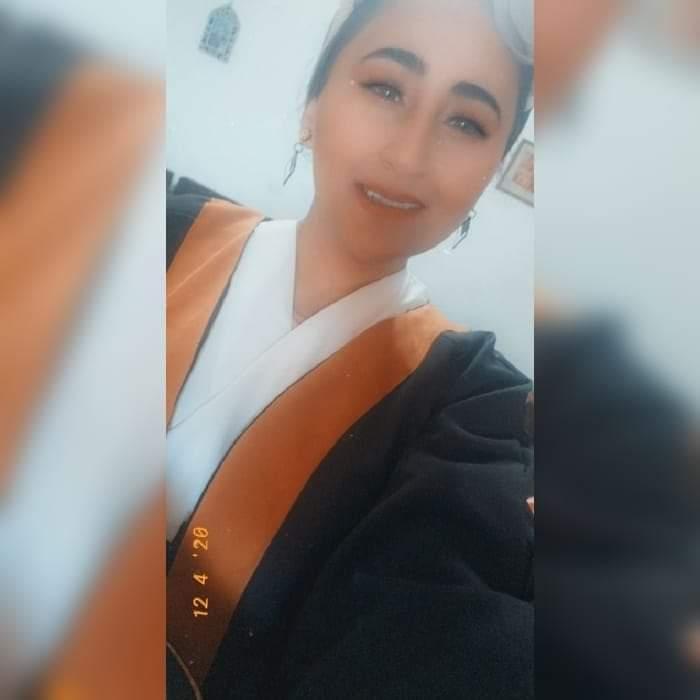 العنود سعود العودات  ..  مبارك التخرج