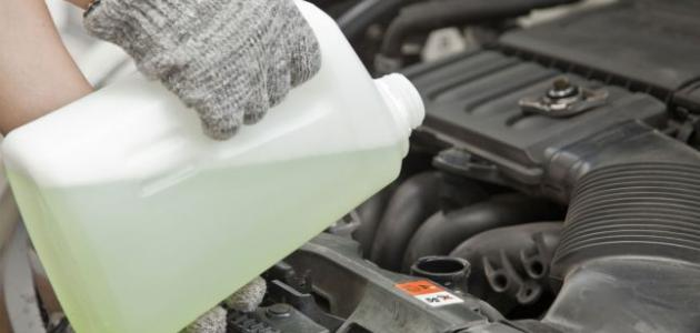 اسباب فوران ماء الرديتر في السيارات