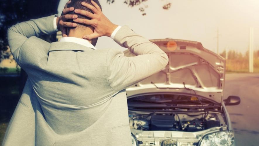 ستة طرق يمكن أن تعطل فيها سيارتك