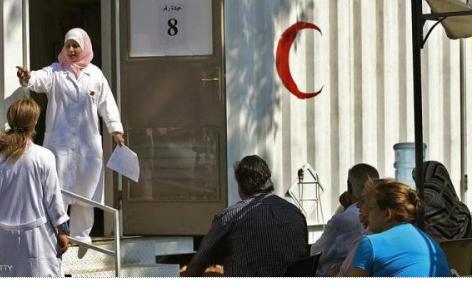"""""""كارثة صحية"""" تهدد لبنان  ..  والمستشفيات تغلق أبوابها ليوم"""