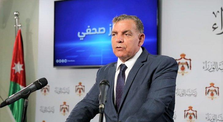 جابر : تسجيل 239 حالة جديدة بكورونا بينها 231 حالة محلية في الأردن
