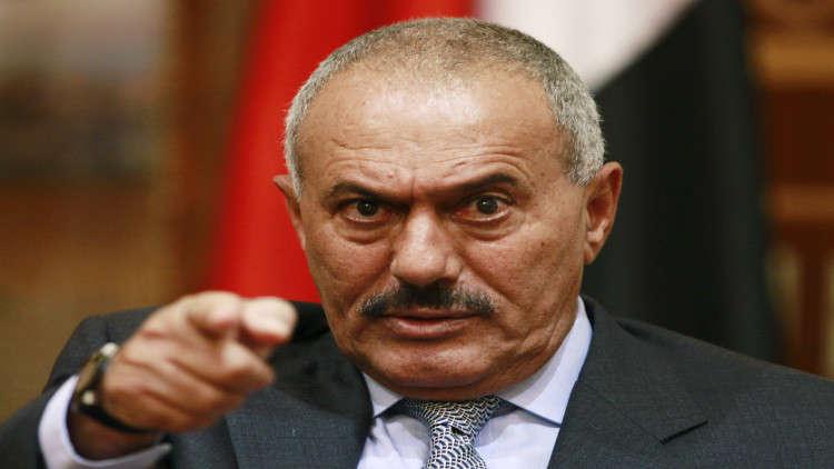 صورة للكمين الذي تعرض له صالح قبل قتله وتفاصيل جديدة عن نهايته