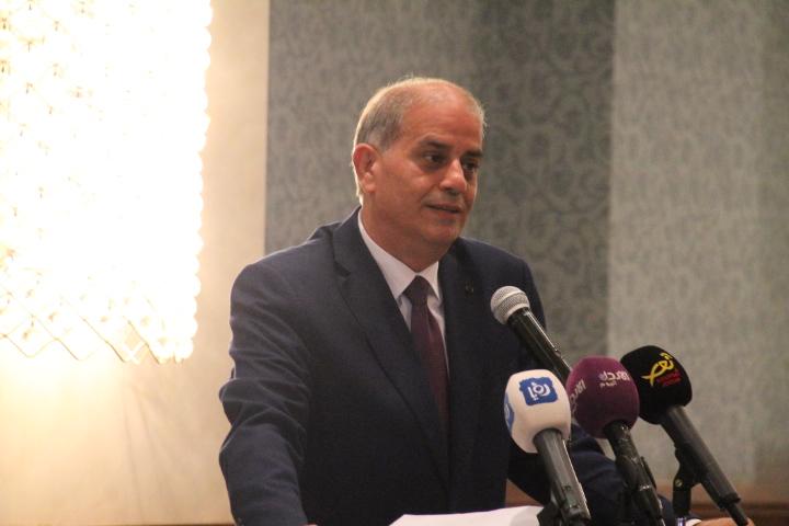 الطراونة يترأس الجلسات الختامية للمؤتمر الدولي للسلام بتونس
