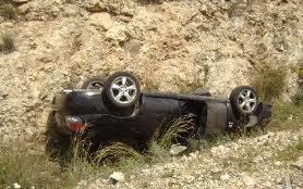 إصابة 5 مواطنين بحادثين في عجلون