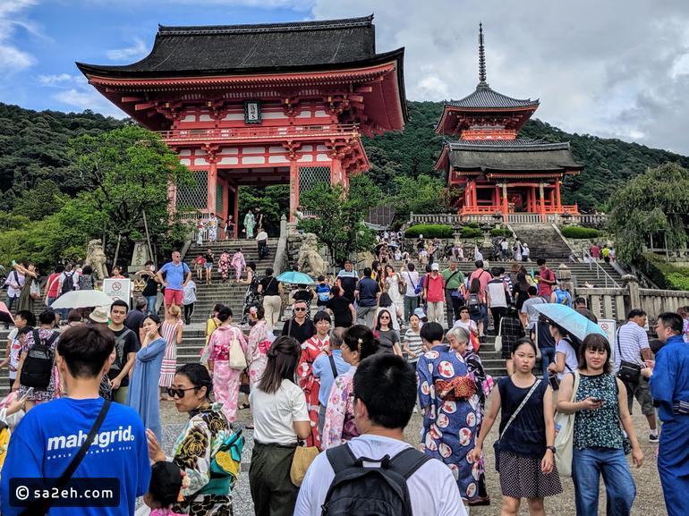السياحة الصناعية في اليابان