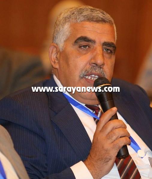 محمد  عودة ياسين مديراً للضمان الاجتماعي بالوكالة