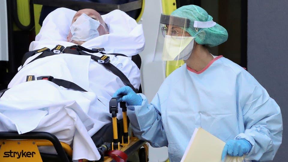 الصين تسجل 16 إصابة بفيروس كورونا المستجد