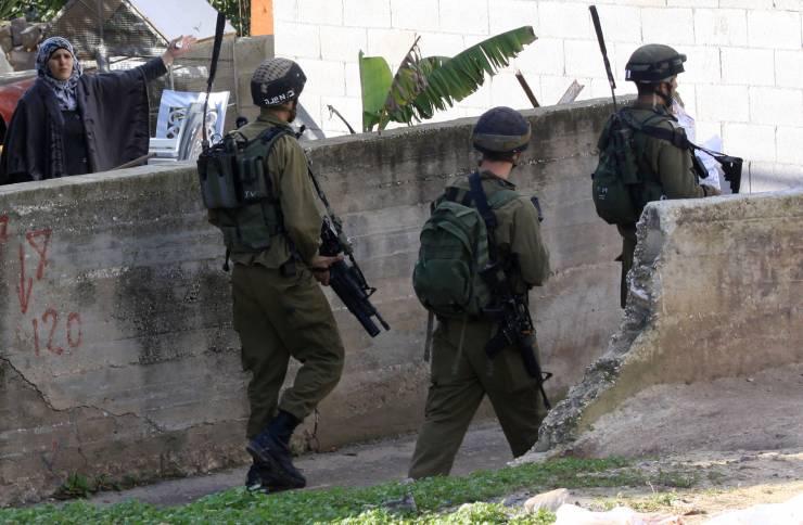 سلفيت: الاحتلال يسلم 7 إخطارات وقف بناء