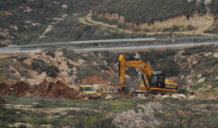 «أوامر عسكرية» ..  إسرائيل تستولي على أراض فلسطينية في بيت لحم