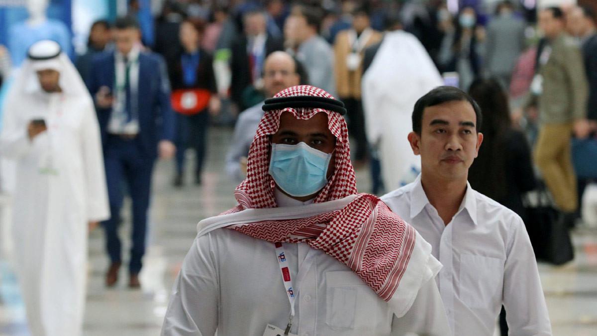 1911 إصابة جديدة بفيروس كورونا في السعودية