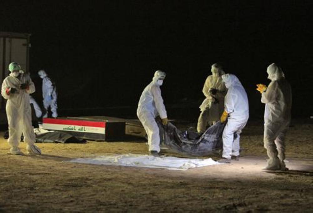 العراق: 94 وفاة و1796 إصابة جديدة بكورونا