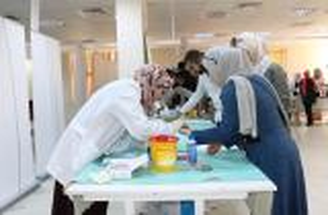 يوم طبي لكلية الصيدلة في جامعة الزيتونة الأردنية