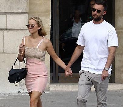 جينيفر لورانس تتزوّجُ كوك ماروني