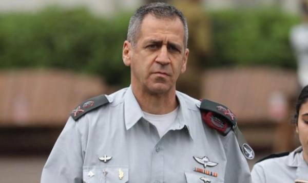الاحتلال يمدد ولاية رئيس هيئة أركان الجيش