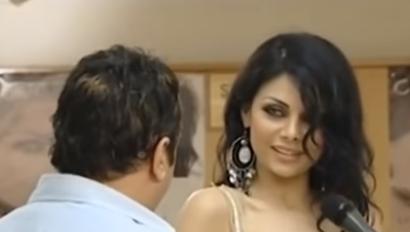 بالفيديو  .. كاميرا خفية مع الفنانة هيفاء وهبي