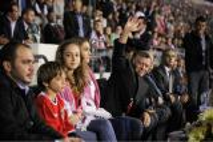 الأمير علي فخور برسالة الدعم الملكية