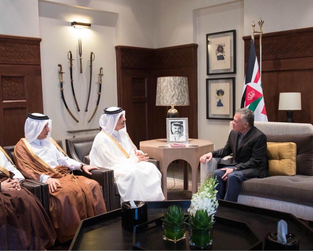 وزير خارجية قطر: واثقون أن الشباب الأردني سيكون إضافة مميزة لسوق العمل القطري