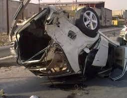 معان : وفاة و اصابة بتدهور مركبة مسروقة