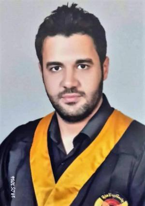 مبارك البكالوريوس لـ معاذ الزعبي