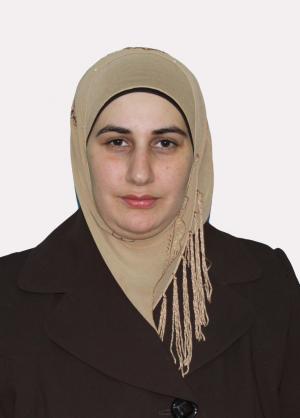 تهنئة الى ليلى عبدالله الخطيب بمناسبة ترقيتها لرتبة أستاذ مشارك