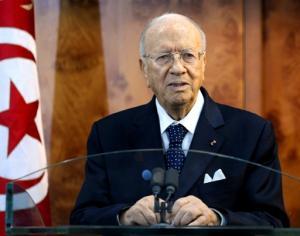 """""""السبسي"""" رسمياً رئيساً لتونس"""