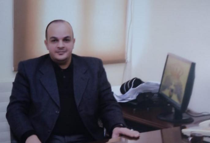 العبادي مديرا لمكتب محافظ الزرقاء