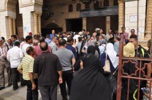 بالصور.. شاهدوا جنازة وائل نور ومن النجوم الذين حضروا