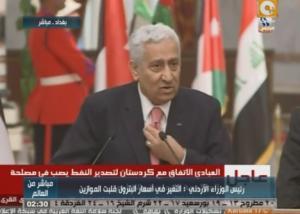 """النسور للإعلاميين العراقيين : إذا بتشكو من إعلامنا شوي إحنا بنشكي كثير"""" (فيديو)"""